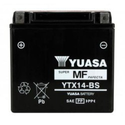 Battery YUASA type YTX14-BS AGM