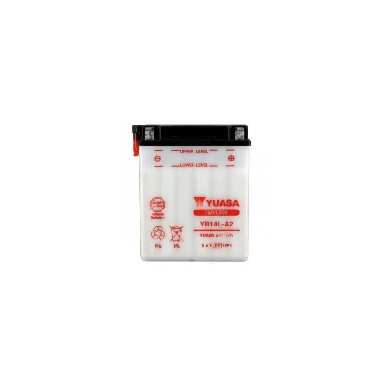 Battery YUASA type YB14L-A2