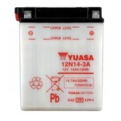 Battery YUASA type 12N14-3A