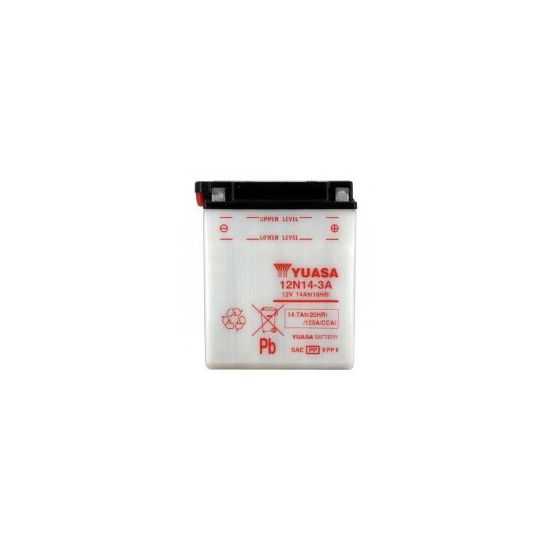 Batterie YUASA type 12N14-3A