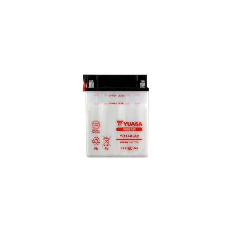 Batterie YUASA type YB14A-A2