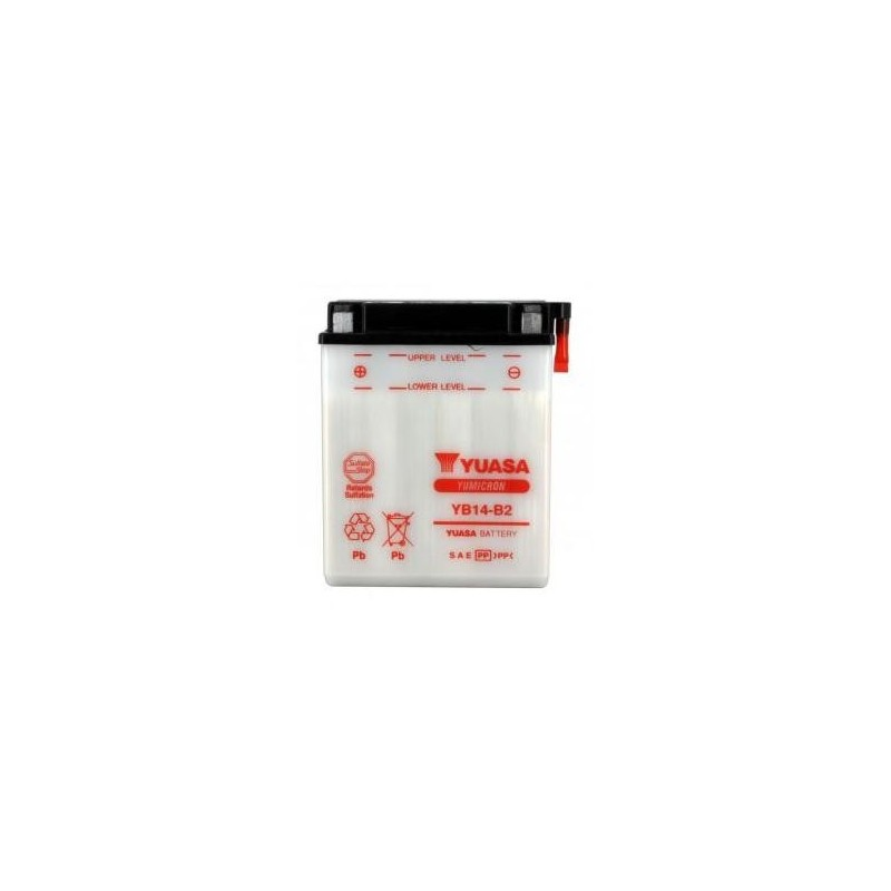 Batterie YUASA type YB14-B2