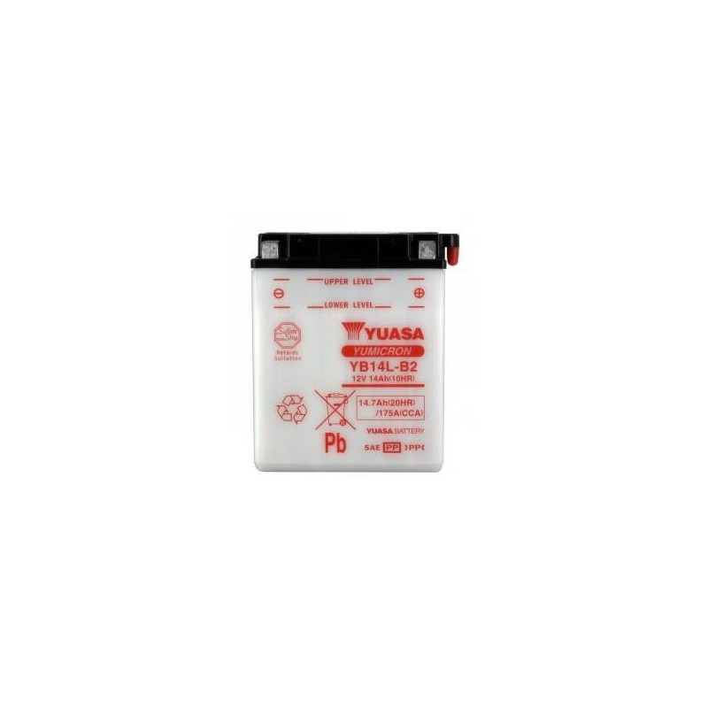 Battery YUASA type YB14L-B2
