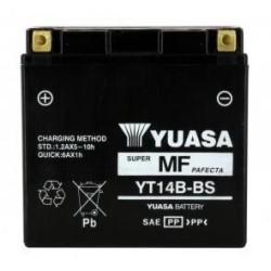 Batterie YUASA type YT14B-BS