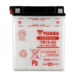 Battery YUASA type YB14-A2