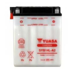 Battery YUASA type SYB14L-A2