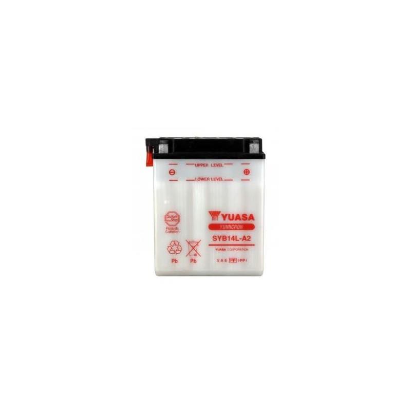 Batterie YUASA type SYB14L-A2