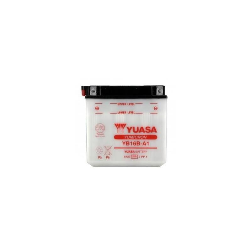 Batterie YUASA type YB16B-A1