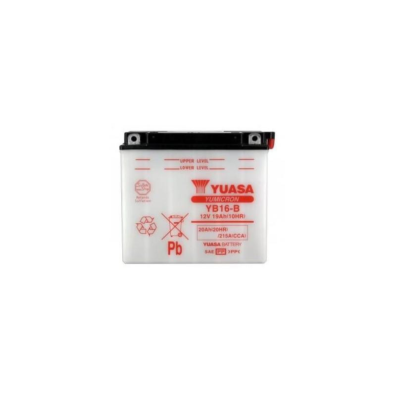 Battery YUASA type YB16-B