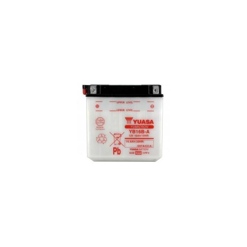 Batterie YUASA type YB16B-A