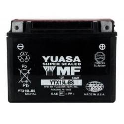 Batterie YUASA type YTX15L-BS AGM