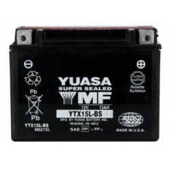 Battery YUASA type YTX15L-BS