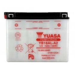 Batterie YUASA type YB16AL-A2