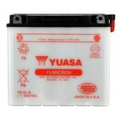 Battery YUASA type YB16L-B