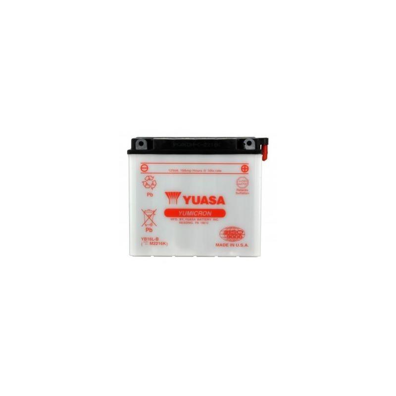Batterie YUASA type YB16L-B
