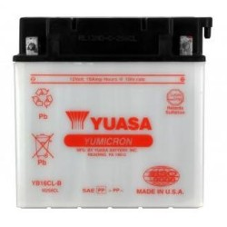 Battery YUASA type YB16CL-B