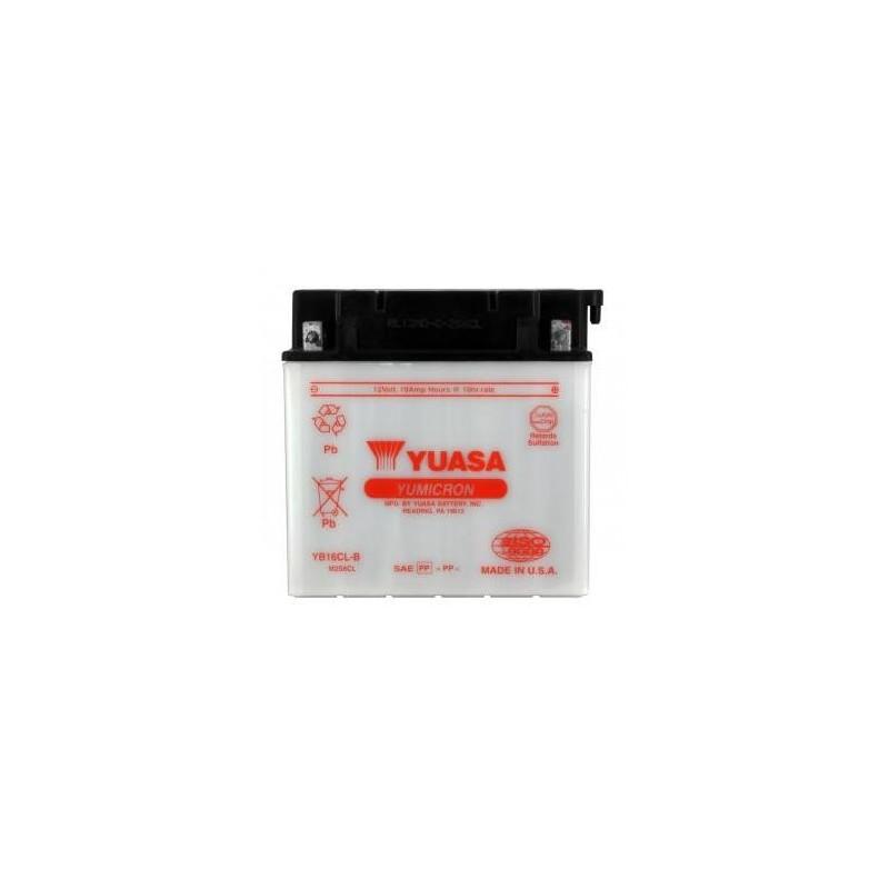 Batterie YUASA type YB16CL-B