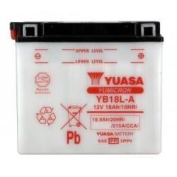 Battery YUASA type YB18L-A