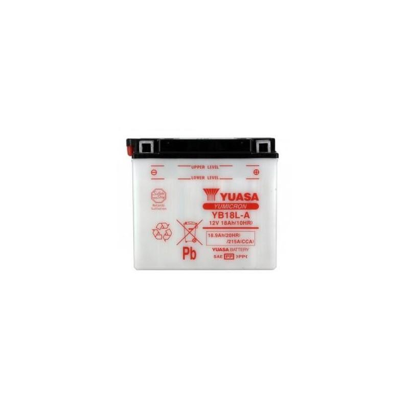 Batterie YUASA type YB18L-A