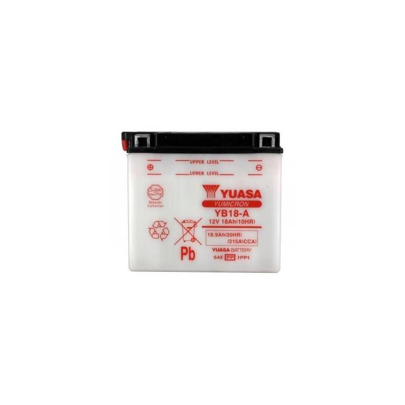 Battery YUASA type YB18-A
