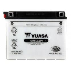 Batterie YUASA type Y50-N18L-A