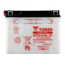 Battery YUASA type SY50-N18L-AT