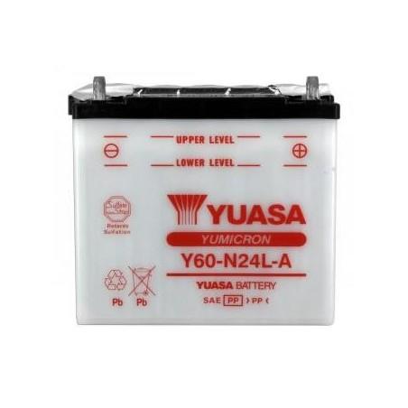 Batterie YUASA type Y60-N24L-A