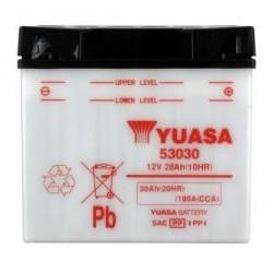 Battery YUASA type Y60-N30L-A
