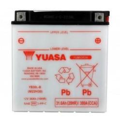 Batterie YUASA type YB30L-B