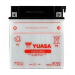 Battery YUASA type YB30CL-B