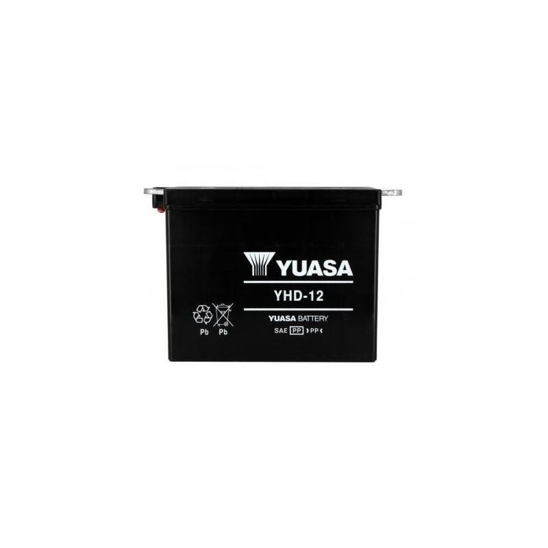 Battery YUASA type YHD-12
