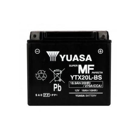 Batterie YUASA type YTX20L-BS