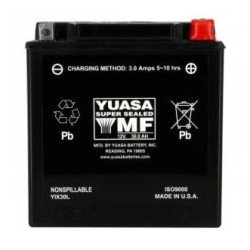 Batterie YUASA type YIX30L