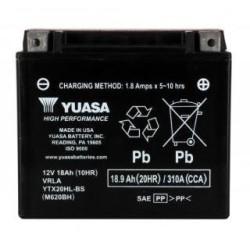 Batterie YUASA type YTX20HL-BS