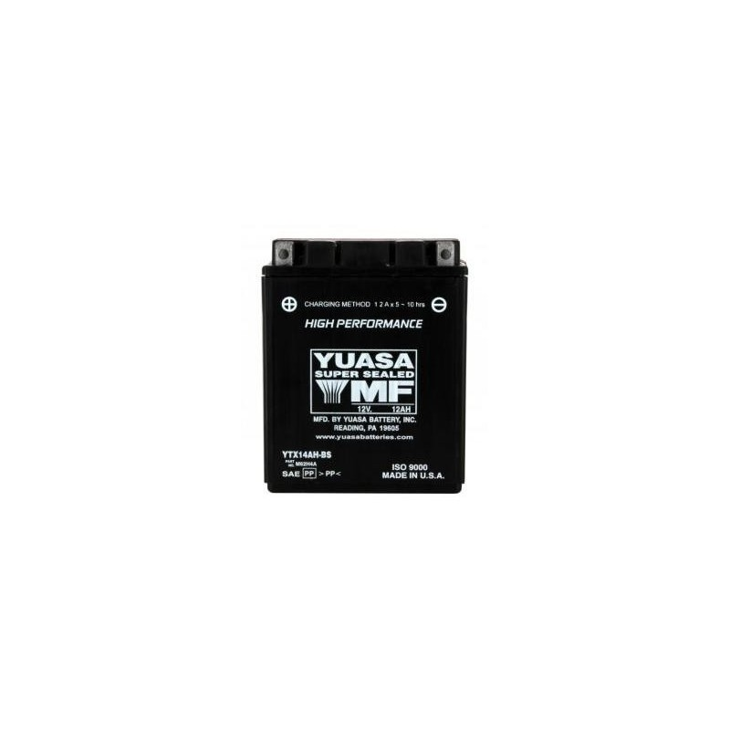 Battery YUASA type YTX14AH-BS