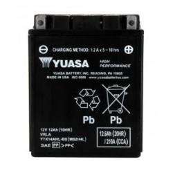 Batterie YUASA type YTX14AH-LBS AGM