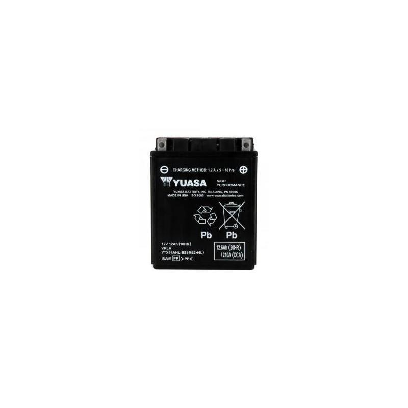 Batterie YUASA type YTX14AH-LBS
