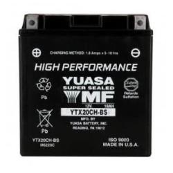 Batterie YUASA type YTX20CH-BS AGM