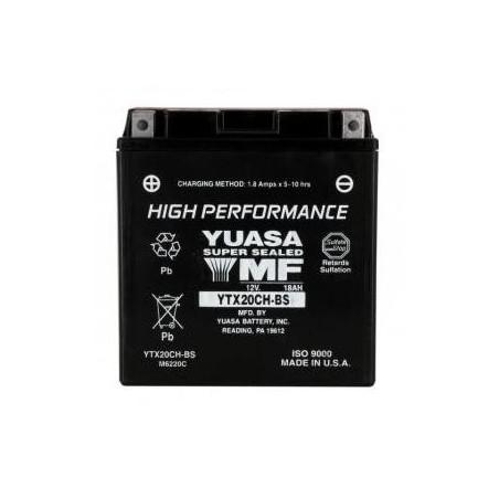 Battery YUASA type YTX20CH-BS