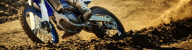 Motocross and enduro tires
