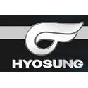 Pads for Hyosung motorbikes
